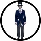 Gothic Groom - Geister Bräutigam Kostüm