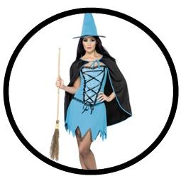 Hexen Kostüm - Klicken für grössere Ansicht