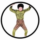 Hulk Kinder Kost�m