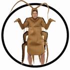 Kakerlaken Kostüm - Schaben Kostüm