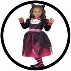 Katzen Prinzessin Kinder Kostüm