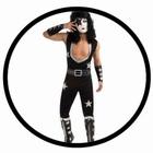 Kiss Kostüm Starchild  - Paul Stanley