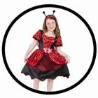 Marienkäfer Kinder Kostüm
