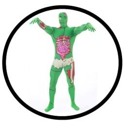 Morphsuit - Frankenstein - Ganzkörperanzug - Klicken für grössere Ansicht