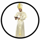 Papst Kostüm - weiss