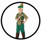 Peter Pan Kinder Kostüm