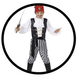 Piraten Kinderkostüm - Klicken für grössere Ansicht