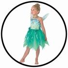 Pixie Tinker Bell Pirate Fairy Kinder Kostüm - Disney