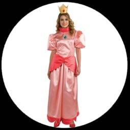 kost me von k 39 n 39 k prinzessin peach kost m super mario world costumes verkleiden. Black Bedroom Furniture Sets. Home Design Ideas