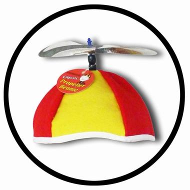 Propellermütze - Propellerhut - Klicken für grössere Ansicht