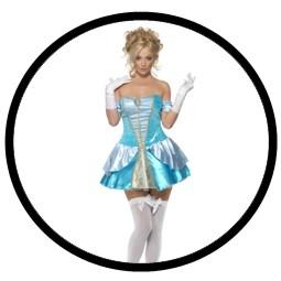Sexy Prinzessin Kostüm - Klicken für grössere Ansicht