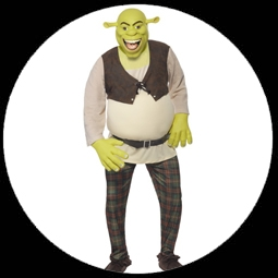 kost me von k 39 n 39 k shrek kost m oger der tollk hne held costumes verkleiden karnveval. Black Bedroom Furniture Sets. Home Design Ideas