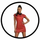 Star Trek Kostüm - Lieutenant Uhura Kleid