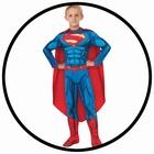 Superman Kinder Kostüm Deluxe - DC Comics