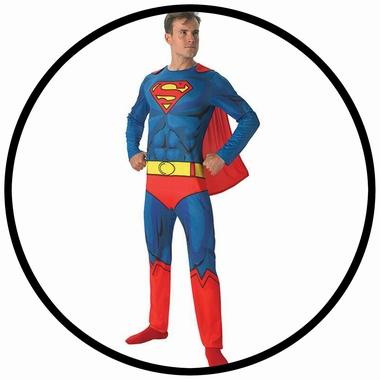 Superman Kostüm Comic Book - DC Comics  - Klicken für grössere Ansicht