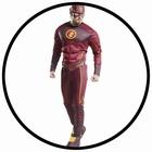 The Flash Deluxe Kostüm - DC Comic