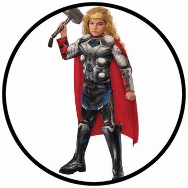 Thor Avengers 2 Deluxe Kinder Kostüm - Marvel - Klicken für grössere Ansicht