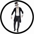 Till death do us part Kostüm - Zombie Bräutigam Kostüm