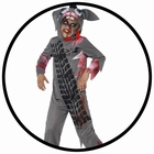Überfahrenes Tier Kostüm - Roadkill Pet - Kinder