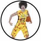 Zombie Basketball Spieler Kostüm