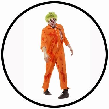 Zombie Todeskandidat Kostüm - Klicken für grössere Ansicht