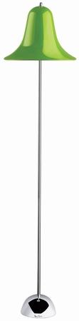 Verner Panton Stehlampe - Pantop - Grün