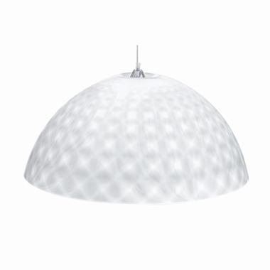 Pendelleuchte Stella XL - Koziol - transparent milchweiss