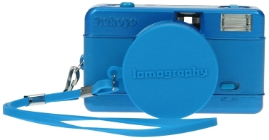 Fisheye Blue Kamera