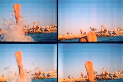 Action Sampler Beispiel