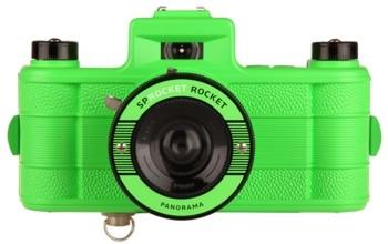 Lomography Sprocket Rocket Kamera - Superpop! Grün