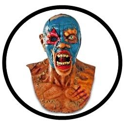 Zombiewrestler Maske - Klicken für grössere Ansicht