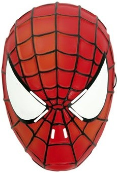 shopping masks spiderman maske f r kinder superheroes in der schweiz kaufen. Black Bedroom Furniture Sets. Home Design Ideas