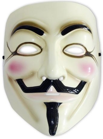 masken und v wie vendetta maske anonymous guy fawkes diverse in der. Black Bedroom Furniture Sets. Home Design Ideas