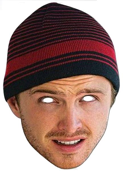 Breaking Bad Party-Maske Jesse Pinkman - Klicken für grössere Ansicht - 201451103210-z868180gross