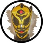 Black Tiger - Wrestling Maske