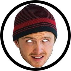 Breaking Bad Party-Maske Jesse Pinkman  - Klicken für grössere Ansicht