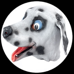 dalmatiner erwachsene maske pr sentiert von klang und kleid masken kaufen schweiz. Black Bedroom Furniture Sets. Home Design Ideas