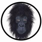 Gorilla Maske Deluxe Erwachsene