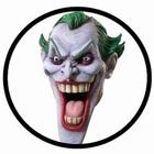 Joker Maske Deluxe Comic Style