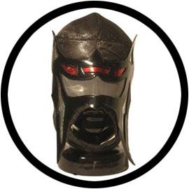 Lucha Libre Maske - Abismo Negro - Klicken f�r gr�ssere Ansicht