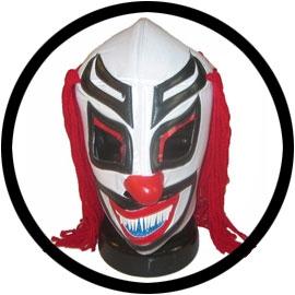 Lucha Libre Maske - Coco Rojo - Klicken für grössere Ansicht