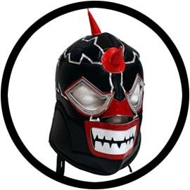 Lucha Libre Maske - Mephisto - Klicken f�r gr�ssere Ansicht