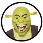 Shrek Maske - Der tollkühne Held