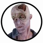 Zombie Maske - The Walking Dead - verfaulter Kopf