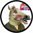 Zombie Pferdemaske