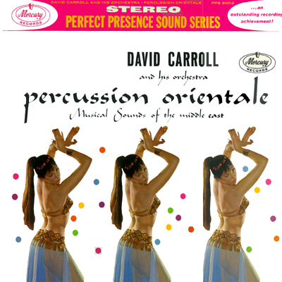 Belly Dancing - Percussion Orientale