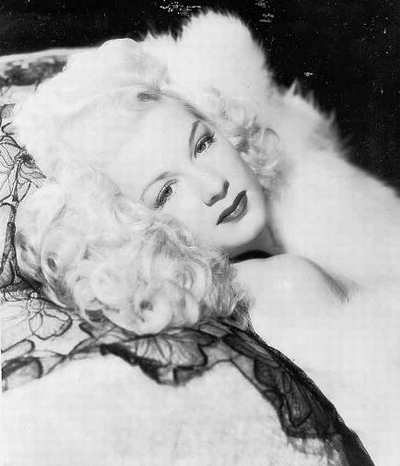 Betty Hutton - Blonde Bombshell