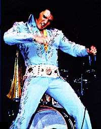 Elvis Presley - Blue Blitter, it hurts