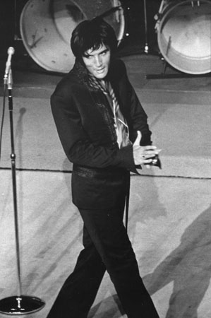Elvis Presley - Vegas, On Stage
