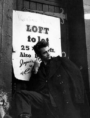 James Dean - Loft to Let